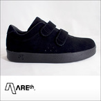 AREth【アース】シューズ model I velcro (All Black)