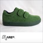 AREth【アース】シューズ model I velcro (Pine Green)