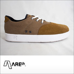 AREth【アース】シューズ PLUG(Brown/Light Brown)