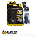 BLACK EYE【ブラックアイ】ワイドレンズ CLIPPER クリッパー160°