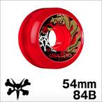 Bones【ボーンズ】ウィール SPF Pro Caballero Dragon (Clear Red)54mm/84B
