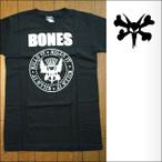 Bones【ボーンズ】Tシャツ JOEY BLACK