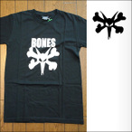 Bones【ボーンズ】Tシャツ PHOTO OP BLACK