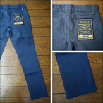 Brixton【ブリクストン】ロングパンツ GRAIN 5-POCCKET PANT (SLIM FIT) STEEL BLUEサイズ:30、32