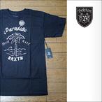 Brixton【ブリクストン】Tシャツ PARADISE S/S TEE (STANDERD FIT) Black
