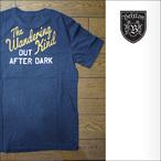 Brixton【ブリクストン】Tシャツ WANDERER S/S POCKET TEE (PREMIUM FIT) Washed Black