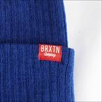 BRIXTON【ブリクストン】ビーニー HOOVER BEANIE(Deep Cobalt)