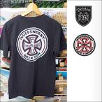 BRIXTON【ブリクストン】×INDEPENDENT【インデペンデント】コラボ プレミアムポケットTシャツ FILLMORE S/S (Black) サイズ:XS