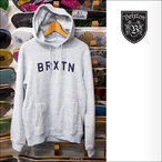 BRIXTON【ブリクストン】パーカー MURRAY PULLOVER HOODDIE (Heather Blue) サイズ:XS
