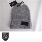 BRIXTON【ブリクストン】ビーニー RIFT BEANIE(Light Heather Grey/Black)