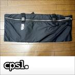 CPSL【カプセル】スケートボードケース WRAP SKATEBAG(Black)