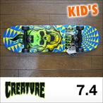 Creature【クリーチャー】キッズコンプリート BONEHEADZZZ (BULLETトラック、OJウィール52mm)7.4×27.6