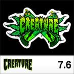 """CREATUREステッカー OGKUSH 3"""" 7.6cm"""