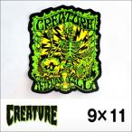CREATURE【クリーチャー】ステッカー UNGRATEFUL 3.5