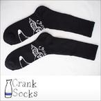 CRANK SOCKS【クランクソックス】middlesocks フクロウ