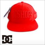 DC【ディーシーシューズ】キャップ SALESMAN STARTER CAP