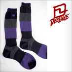 DEELUXE【ディーラックス】THERMO SOCKS(Mix)