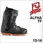 DEELUXE ALFHA TF (BLACK)