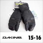 【15-16】DAKINE【ダカイン】スノーグローブ FILLMORE TRIGGER MITT(Black)