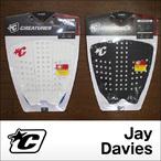 Creatures【クリエイチャー】デッキパッド JAY DAVIES【ジェイ・デイビス】