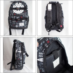 ELEMENT【エレメント】キッズ リュックサック KID'S BAG MOHAVE ELITE BOY (BLK)