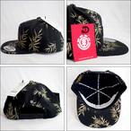 ELEMENT【エレメント】キッズ キャップ YOUTH CAP STELLAR CAP BOY(BLK)