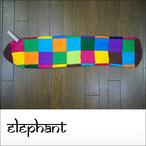 elephant【エレファント】ソールカバー 形状:square/カラー:PW-10