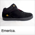 Emerica【エメリカ】シューズ THE HSU G6 (Black/Black)