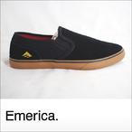 Emerica【エメリカ】シューズ PROVOST CRUSER SLIP (Black/Gum)
