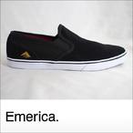 Emerica【エメリカ】シューズ PROVOST CRUSER SLIP (Black/White)