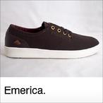 Emerica【エメリカ】シューズ ROMERO LACED (Dark Brown)