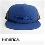 Emerica【エメリカ】キャップ PURE TRUCER HAT (Navy)
