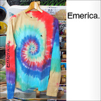 Emerica【エメリカ】ロンT TEAM COMBO LS(WASH MULTI)サイズ:S