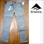 Emerica REYNOLDS SLIM CHINO FATIGUE