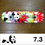enjoi【エンジョイ】Kids コンプリート スケートボード TIE DYE PANDA 7.3