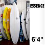 essence【エッセンス】6'4×19×2 3/8 (FCSフィン付)