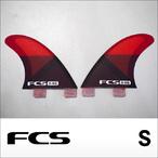 FCS【エフシーエス】クワッド用バックフィン CORE SERIES G-XQ QUAD REAR Size:S