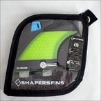 FCS【エフシーエス】フィン SHAPERS FINS S5 core-light(Green)