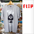 Flip【フリップ】Tシャツ Jon Contino GEOFF ROWLEY(Heather Gray)サイズ:L