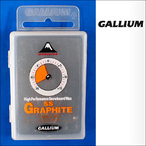 Gallium【ガリウム】スノーボード用滑走ワックス High Perfomance Snowboard Wax SS GRAPHITE