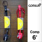 GORILLA GRIP【ゴリラグリップ】リーシュコード LEASHES 6' Comp