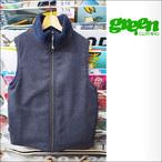 GREEN CLOTHING【グリーンクロージング】ベスト BOA VEST