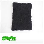 GREEN CLOTHING【グリーンクロージング】ネックウォーマー MOLE TUBE (Black)