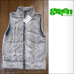 GREEN CLOTHING MOA VEST
