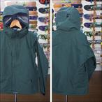 【16-17】GREEN CLOTHING【グリーンクロージング】スノージャケット HEAVY JACKET(グリーン)