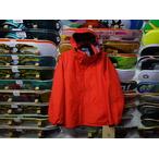 【17-18】GREEN CLOTHING【グリーンクロージング】スノージャケット HEAVY JACKET(オレンジ) 朱色