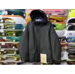 【17-18】GREEN CLOTHING【グリーンクロージング】スノージャケット PEACE JACKET(ダークブラウン) Mサイズ