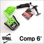 GYROLL【ジャイロール】アームリーシュ(Green)