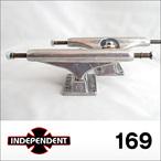 Independent【インデペンデント】スケボートラック stage11 Silver Trucks 169