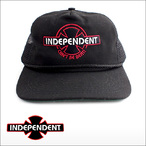 Independent【インデペンデント】メッシュキャップ O.G.B.C CAN'T BE BEAT(Black)